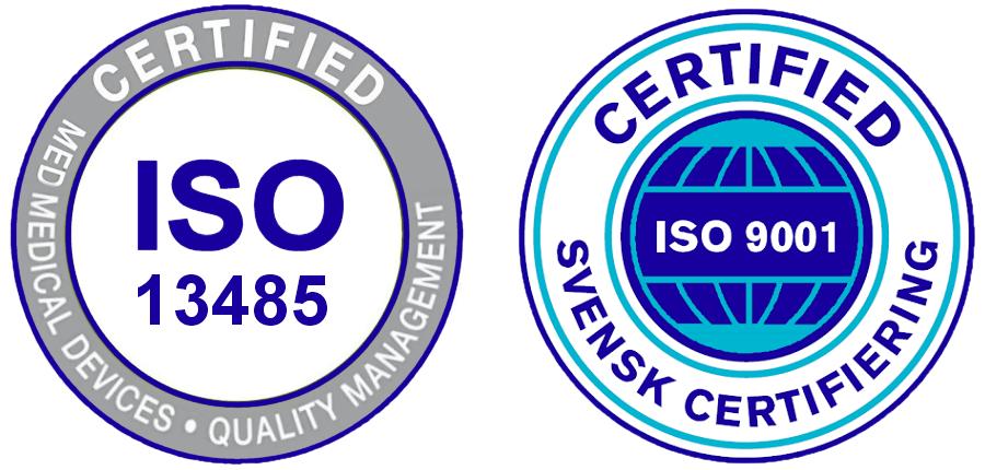 ISO 13485 / ISO 9001